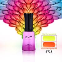 12PCS Chameleon color UV gel  LVMAY  Temperature Change nail gel (44colors +2 top +2 base)