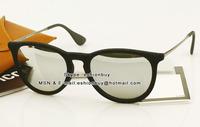 new top sell 2015 brand name original men women rb sunglasses 4171 Erika Velvet Black Mirror sun glasses 54mm original box case