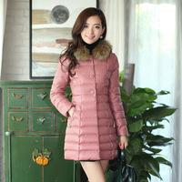 Free shipping 2014 winter new Korean Women Korean brand down jacket padded cotton jacket woman
