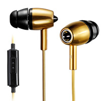 MYKIMO MK500 Unique Engine shape Supper bass In-ear earphones headphones headset with Mic for smartphones and Music