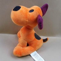 Small  Lula loula puppy POCOYO plush toy doll for kids