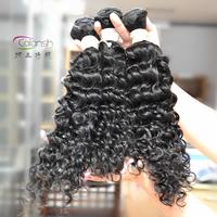 3 bundles per lot virgin peruvian hair wefts extensions 100g per bundle factory price free shipping