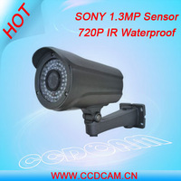 CCTV 60M IR distance HD 720P Waterproof IR Camera in promotion
