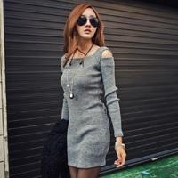 FOR 11.11 BIG SALE!!!  2014 New Arrival Women Winter Dress Sexy Fashion Plus Size Keep Warm Women DressSB179