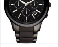 Hot Sell Free Shipping chronograph mens Watch With And Certificate AR1452+ invoice original box