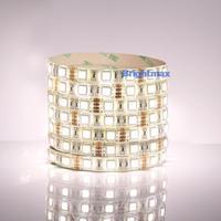NW 4000K 24V led strip 5050 60 led/m SMD LED light strip light  flexible Waterproof IP65 Taiwan HUGA