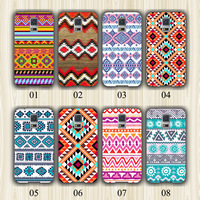 Free Shipping Retro Navajo Geometric  Hard Case Cover for Samsung S IV 4 I9500