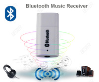 New Wireless Audio Bluetooth Music Receiver Stereo Adapter USB Dongle Music Receiver Adapter For iPhone iPad(BS142)