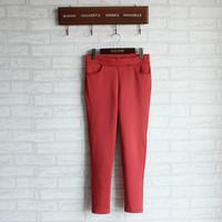 Hot Sale Girls Women Casual Long Pant Lounge Slim Thin Stretch Pants Big Yards Leisure Pencil Pants