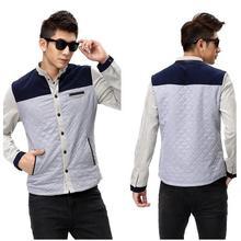 Slim fit men s jacket new spring coats and jackets men winter coat jacket 2014 casacos