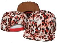 Fashion Men's Snakeskin PU Leather Snapback Strapback cap Hip Pop Baseball cap Snapback hat 2014 Sreet Cool Caps mix order