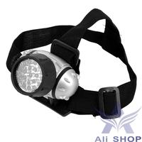 Brand Protable Waterproof 21 LED Head Lamp Bicycle Head Light Head Torch Hiking Camping Led Headlamp Lanterna De Cabeca T0400