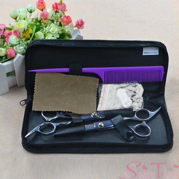 Ножницы Brand New SL8 Pelo Tesoura Cabeleireiros barber tools инструменты для укладки волос rosa diy tesoura abc12