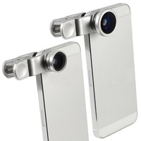3 In 1 Universal Clip lens For iphone 4s 5 5s 6 6 plus samsung galaxy LG sony HTC Fish Eye+Macro+Wide Angle mobile phone lens