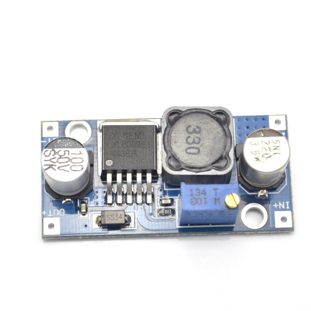 XL6009 DC-DC Boost module,better than LM2577,400KHz,power supply regulator(China (Mainland))