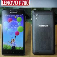 100% New Original Lenovo P780 LenovoP780 MTK6589 Quad Core 5.0'' 280x720 pixels 8Mp 1GB 4GB Android 4.2.1 Dual SIM 4000mah S136
