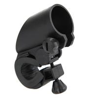 Flashlight clip / lighthouse / bike clip / frame Rubber Material Model gun clip  LED Flashlight Mount Bracket Holder Clip CD10