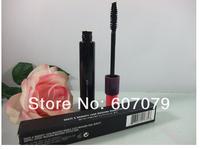120PCS/LOT brand makeup haute&naughty lash mascara double effet black NET 9G LL00225