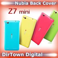 12.12 ZTE Nubia Z7 Mini Case Original Back Cover for Nubia Z7 Mini Multi Color Free Shipping