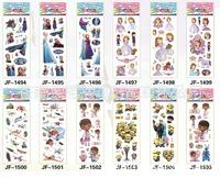 1000 Sheets puffy FROZEN sticker Sticker /Children Fashion Decoration Stickers