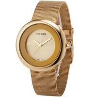 2014 women size luxury brand gold relogio feminino fashion women dress full stainless steel strap kors casual wristwatches