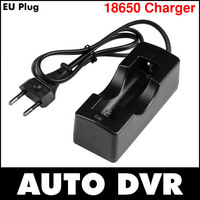 EU Plug AC Wall Charger Adapter for 18650 Li-ion Rechargeable Battery.Free shipping