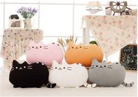 Novelty Item Soft Plush Stuffed Animal Doll Toy Pusheen Cat for Girl Kid Kawaii Cute Cushion Brinquedos Birthday