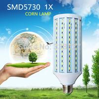 1pcs SMD5730  E27 / E14 / B22  7W 9W 12W15W 25W 30W 40W 50W LED Energy Saving Corn Light Lamp Warm  / Cold white Free Shipping