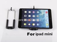 Selfie Stick camera phone U type clip Universal Tripod holder for Apple iphone 4s 5s 5c 6 6 plus Samsung ipad mini free shipping