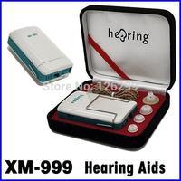 New Arrival Good Hear Aids Convenient XM-999E Voice Sound Amlifier Hearing Aid Drop Shipping