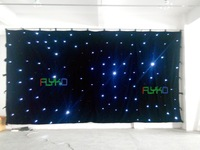 white led star curtain on china market aliexpress