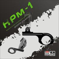 Gopro Accessory Aluminum Alloy  Bicycle  Handlebar Holder for Sport Camera Go pro Hero 1 Hero 2 Hero3 Hero 3 3+