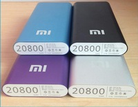 best promotion Free shipping 20800 mAh Universal for Xiaomi Power Bank Portable High Quality Backup Battery Power bank