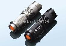Surprise! high-quality cree 1*AA UltaFire 2000 Lumens lanterna waterproof LED Flashlight tactical torch penlight free shipping(China (Mainland))