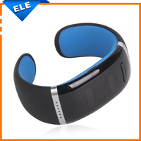 CX12 Smart Bracelet Bluetooth 3.0 OLED Watch With Vibration Wireless Call Answer/SMS Reminding/MP3 Play For phone