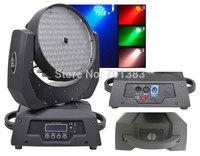 BY- M18B: LED 108*3w RGBW Zoom Wash Moving Head