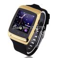 2014 Best selling Luxury Bluetooth Smart Watch WristWatch ZGPAX S15 Phone Smartwatch Sync 8G Memory Camera