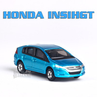 Free Shipping 100% original !! T-O-M-Y  Alloy Models Toy Car Clear Stock On Big sales Alloy Car HONDA INSIGHT