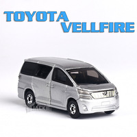 Free Shipping 100% original !! T-O-M-Y  Alloy Models Toy Car Clear Stock On Big sales Alloy Car TOYOTA VELLFIRE