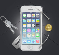 0.26mm Premium Explosion-proof Shattetproof Tempered Glass Screen Protector For iPhone 6 Plus 5.5 inch