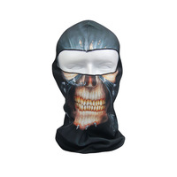 New Summer Winter Outdoor Sports Ski Motorcycle Cycling Neck Protection Hood Hat Headwear Balaclava Skull Full Face Mask