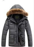 2014 Winter More New Authentic Men Long Duck  Down Jacket Man Down Wear Men'S Clothing Business And Leisure Travelers