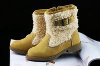 Children Shoes Winter Autumn Boots Girls Botas Femininas Kids Boots Baby Girls Baby Ankle-Boots Chuteira