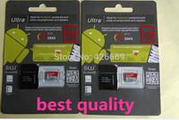 50pcs best quality SDK 16GB/32GB/64GB/128GB /256GB micro sd card/tf card C10/ memory card/sdhc card class10  DHL free shipping