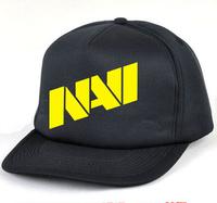 Natus Vincere Navi dota 2 peak cap hat color block decoration high quality color block decoration embroidery baseball hat