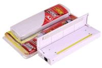 1Pcs Food Vacuum Sealer Portable Reseal Save Airtight Plastic Bag Keep Food Fresh Resealer Closer Machine Kitchen Tool ej871352