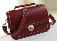 bag ladies original leather new handbag England College Wind retro messenger bags fashion shoulder bolsa masculina crossbody bag