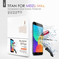 GODOSMITH Titan Premium Tempered Glass Screen Protector Meizu MX4 Scratch Proof Protective Film 2014 New Brand Original