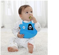 Baby Silica gel water-proof Bib / saliva Bib waterproof bibs/saliva towel