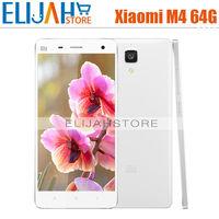 "Xiaomi M4 Mi4 Mobile Phone Qualcomm Snapdragon 801 Quad Core 5.0"" 1920*1080 3G RAM 16G/64G ROM 8MP+13MP Android 4.4 GPS"